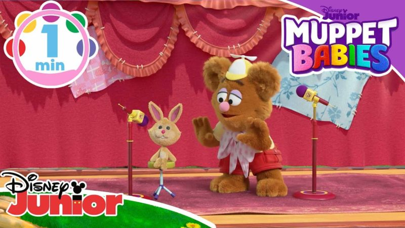 "Bebés Muppet | Video musical de ""Bunny"""