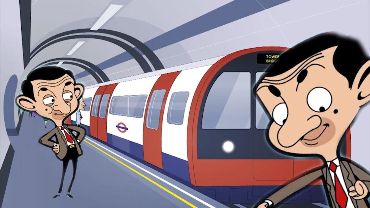 Fagiolo di Londra   Episodi divertenti   Mr Bean Cartoon World