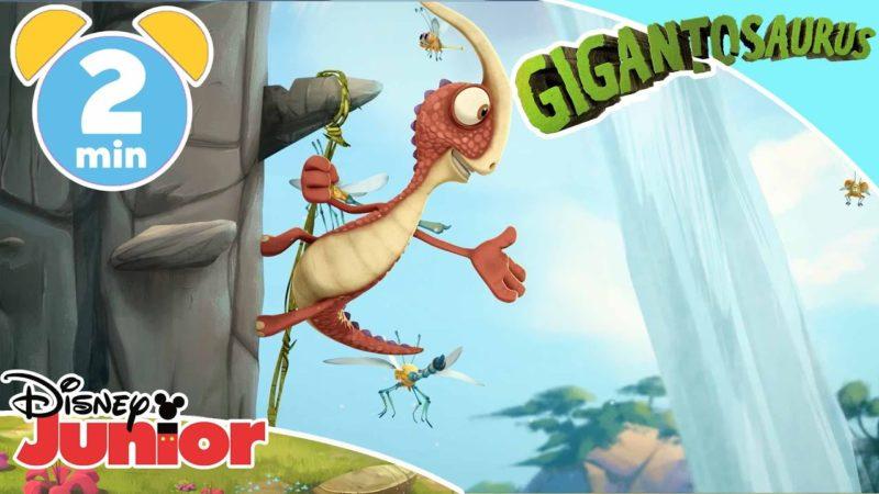 Gigantosaurus | Leader e seguaci – Disney Junior Italia