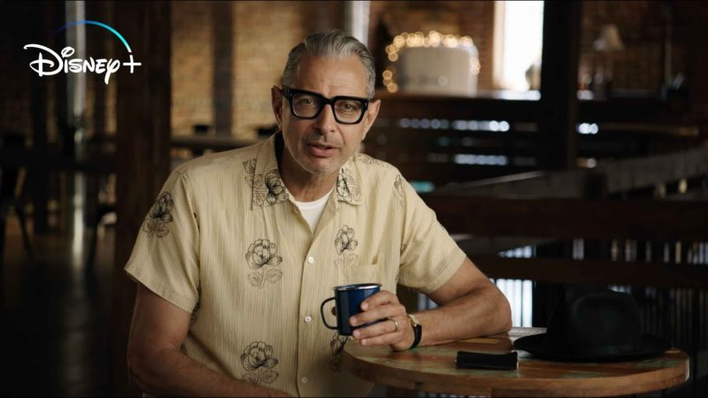 Il Mondo Secondo Jeff Goldblum – Trailer Ufficiale | In streaming su Disney +