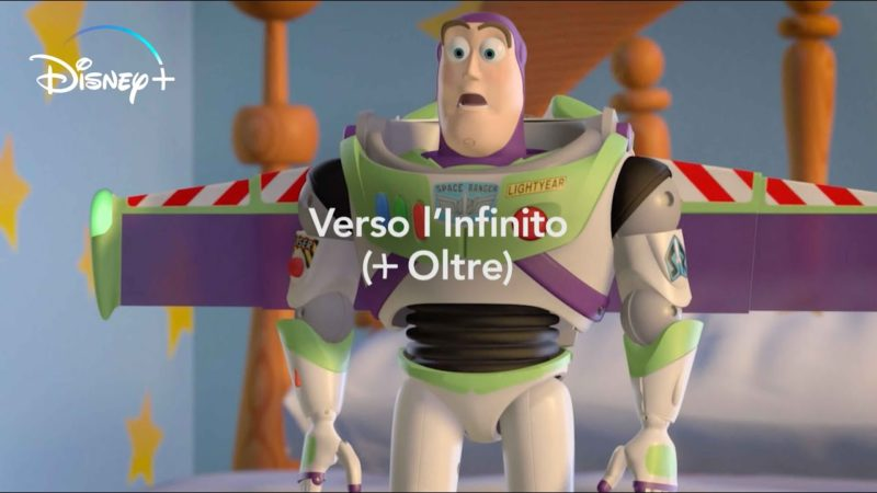 Disney + | Verso l'Infinito (+ Oltre) – In Streaming Ora