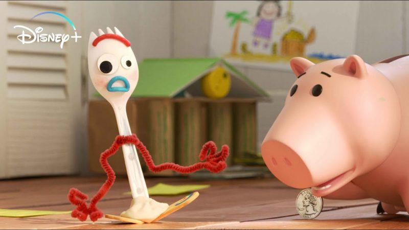 I Perchè di Forky – Trailer Ufficiale | Dal 24 marzo in Streaming su Disney +