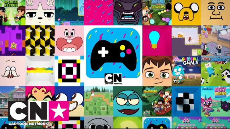 Cartoon Network GameBox | La nuova app di Cartoon Network | Cartoon Network Italia