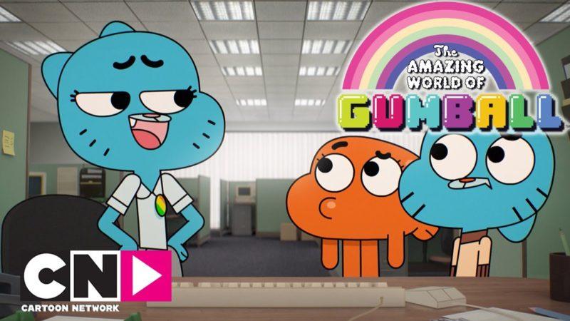 Genitori e computer | Lo straordinario mondo di Gumball | Cartoon Network Italia
