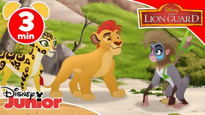 LionGuard | L'isola del drago – Disney Junior Italia