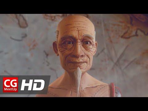 "Cortometraggio animato CGI: ""Monju Hunters Of Sofugan Island"" di Dirk Wachsmuth, Karim Eich | CGMeetup"