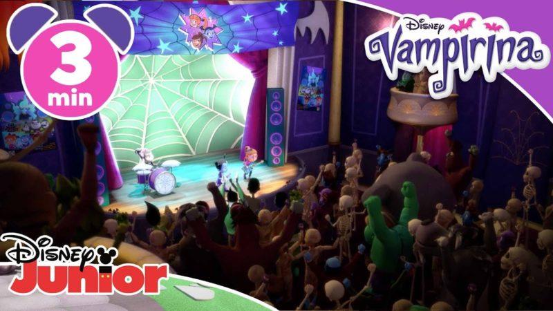 Vampirina | Le ragazze spiritelle sono tornate – Disney Junior Italia