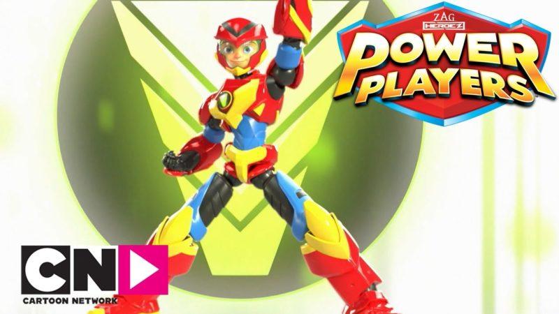 Giocattoli speciali | Giocatori di potere | Cartoon Network Italia