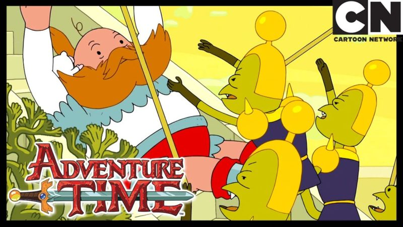 In fuga | Adventure Time Italia | Rete dei cartoni animati