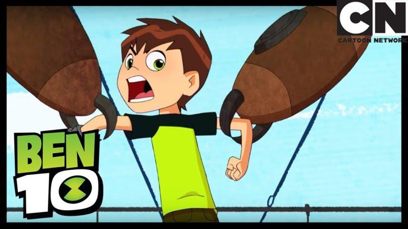 Steam Smythe | Ben 10 Italiano | Rete dei cartoni animati