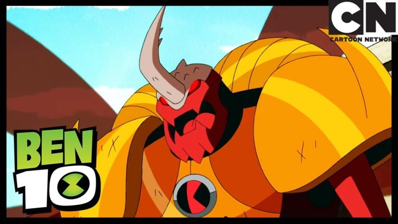 Migliori trasformazioni Ben 10 | Parte 3 | S3 | Ben 10 Italiano | Rete dei cartoni animati