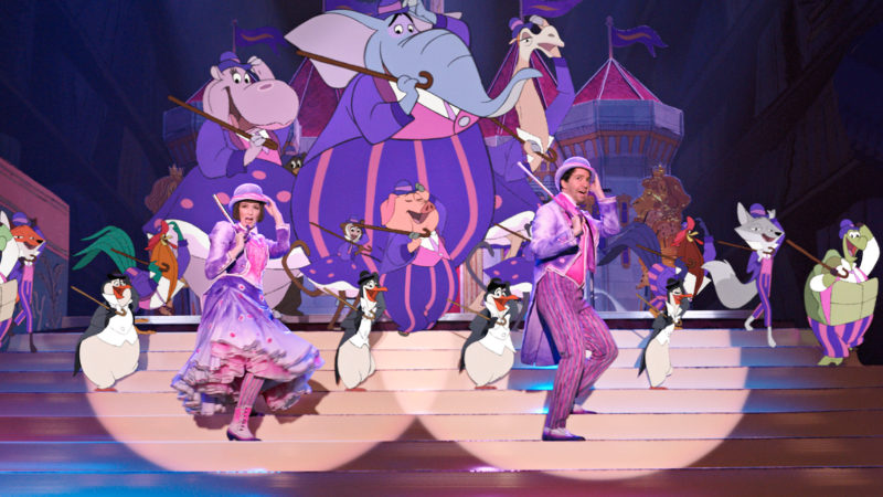 Mary Poppins torna alla seconda animazione!