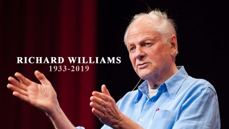 Descansa en paz Richard Williams (RIP)