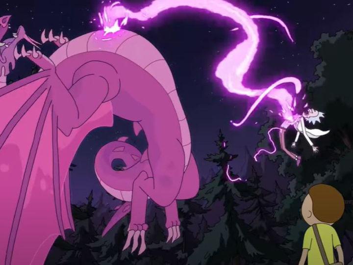 Guarda: le sfide dell'animazione della stagione più ambiziosa di Rick and Morty