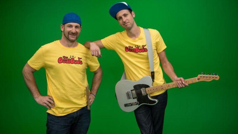 'The BeatBuds' si anima con Nickelodeon, Scooter Braun