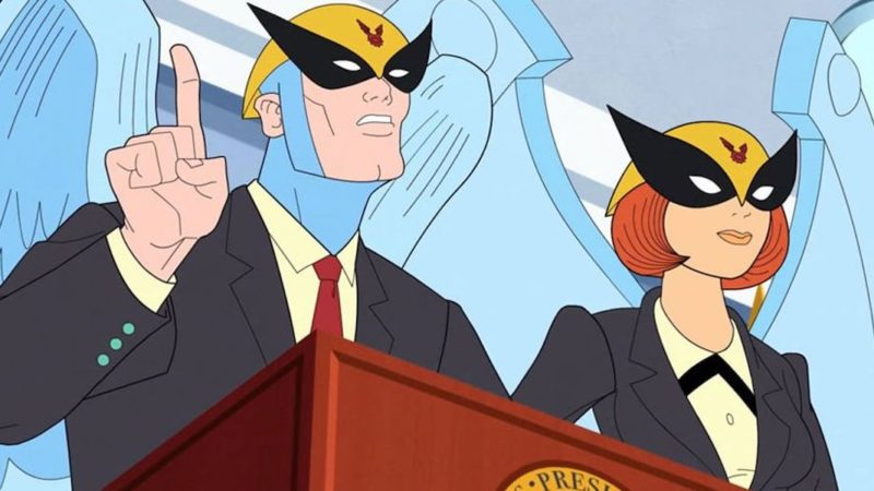 "Michael Ouweleen is benoemd tot president van Warner Bros. Adult Swim co-creator van ""Harvey Birdman, lawyer"""