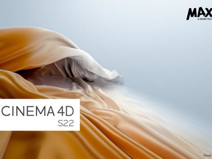 Maxon annuncia Cinema 4D S22