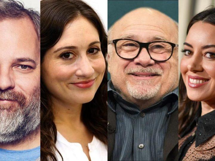FX convoca Dan Harmon 'Little Demon' Pilot, con Lucy e Danny DeVito, Aubrey Plaza