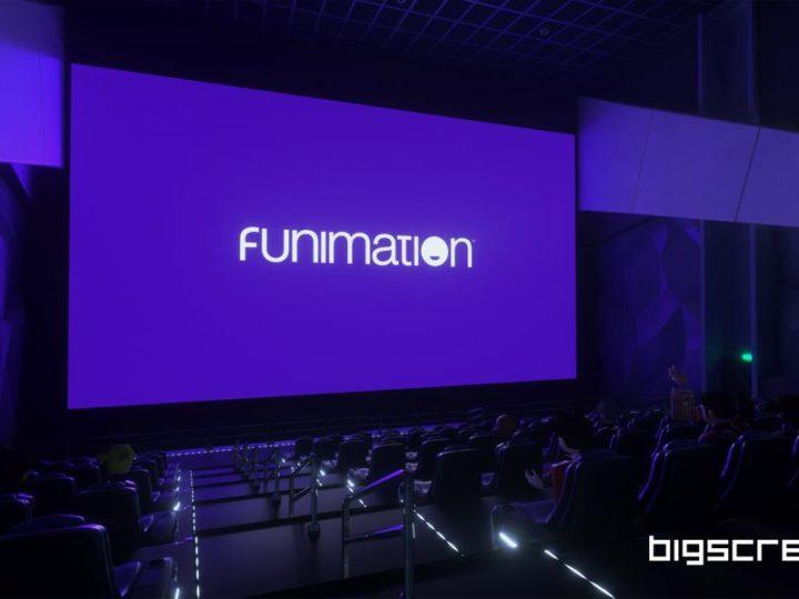 Funimation, Bigscreen porta film anime di successo in proiezioni di realtà virtuale