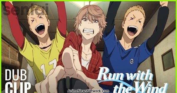 Sentai Filmworks annuncia il cast di Dub Dub in inglese per Run With the Wind Anime – Notizie