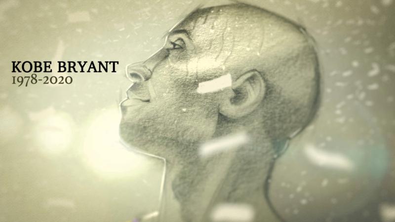 """La leggenda del basket """"Kobe Bryant"""" muore in un tragico incidente con elicotteri"""
