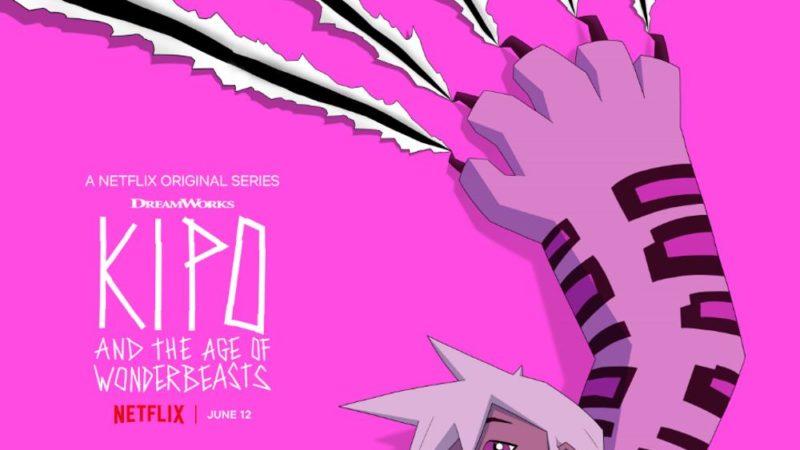 & किपो के पंजे और असाधारण प्राणियों की उम्र और; नेटफ्लिक्स पर 12 जून को ड्रीमवर्क्स लौटेगा