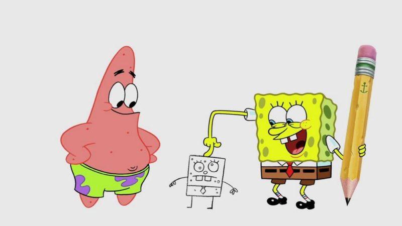 "Nickelodeon Streaming ""Impara a disegnare dal vivo!"" su Instagram"