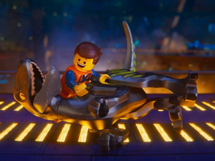Esclusivo contratto cinematografico quinquennale con Universal e Lego Strike