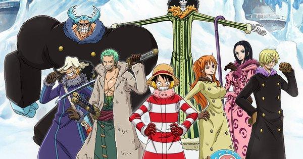 Funimation trasmetterà gli episodi 588-600 di One-Piece  ad agosto