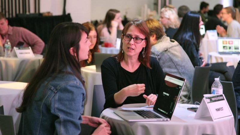 The One Club lancia recensioni di portfolio studenti online