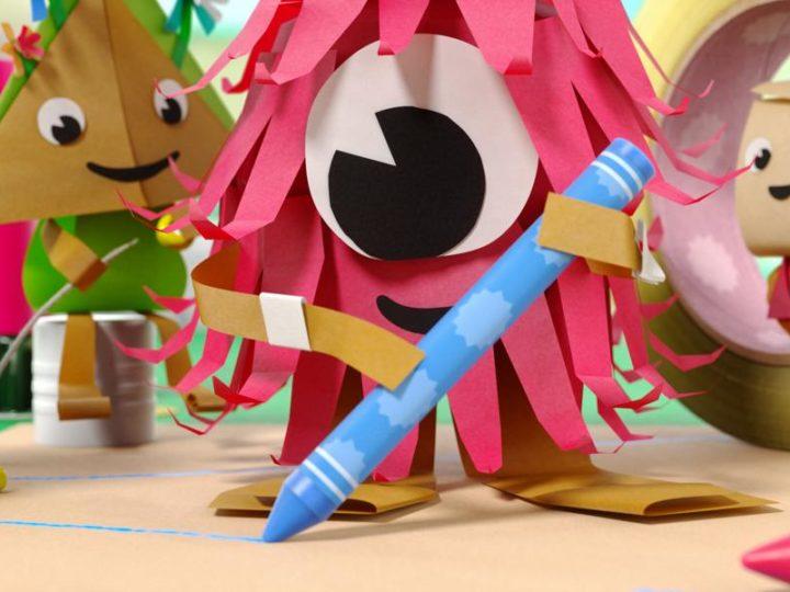 Crafty UK Animation 'Pop Paper City' vince il lancio della serie MIPTV 2020 Kids