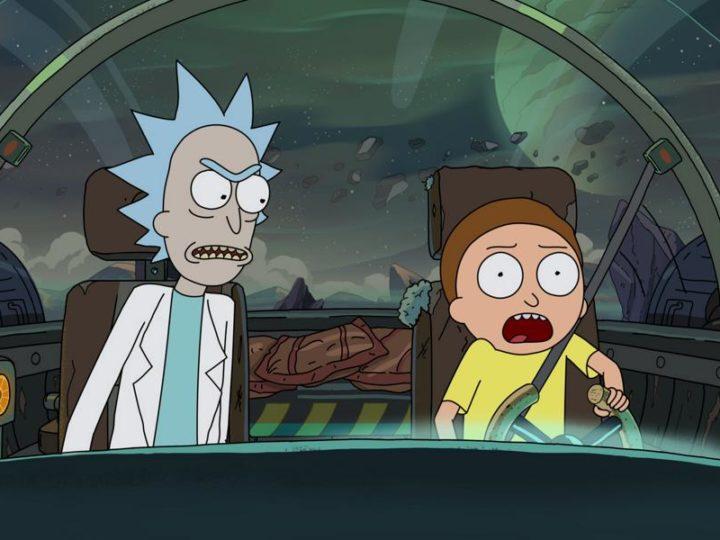 """Sintonizzati su: S4P2 premiere di """" Rick and Morty"""", """" Teen Titans Go!"""" Da CN Special e altro ancora per maggio"""