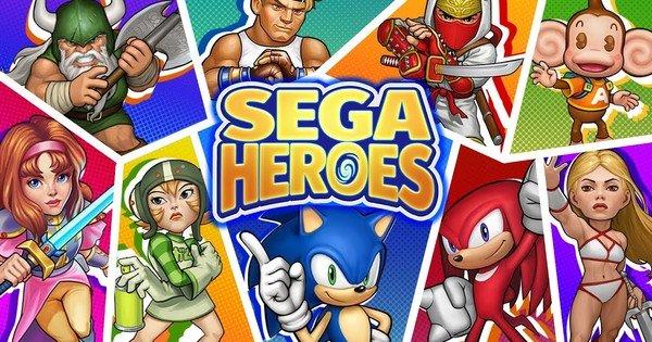 Il gioco per smartphone SEGA Heroes si chiuderà il 21 maggio – Notizie