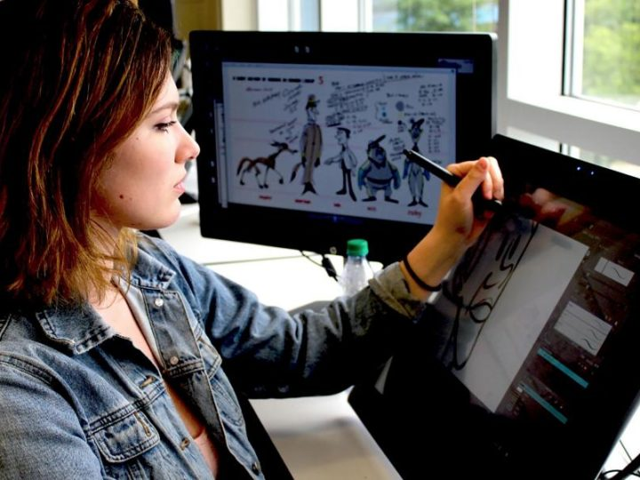 Sheridan ha nominato la migliore scuola di animazione di ACR al di fuori degli Stati Uniti per il 2 ° anno consecutivo