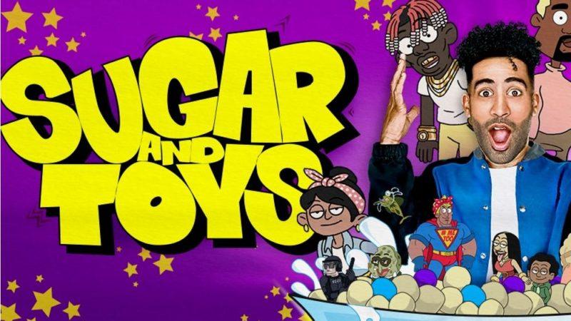 """Fuse rinnova il programma di sketch per adulti del sabato mattina """"Sugar and Toys"""""""