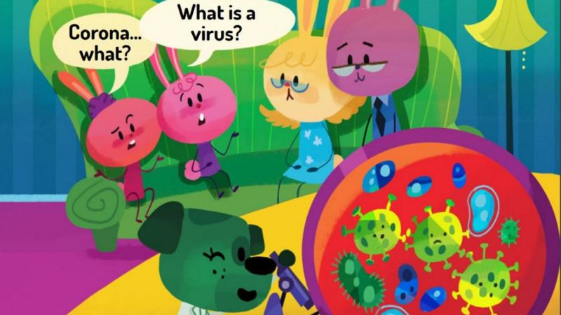 Byte di notizie: 'SpongeBob' è stato nuovamente superato, WGA si rivolge a Animazione, Animazione Artisti creano COVID-19 Kids Book e altro