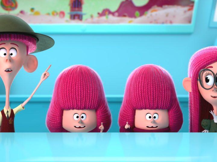 Come 'The Willoughbys' usa il CGI per creare un look fatto a mano (arte esclusiva)