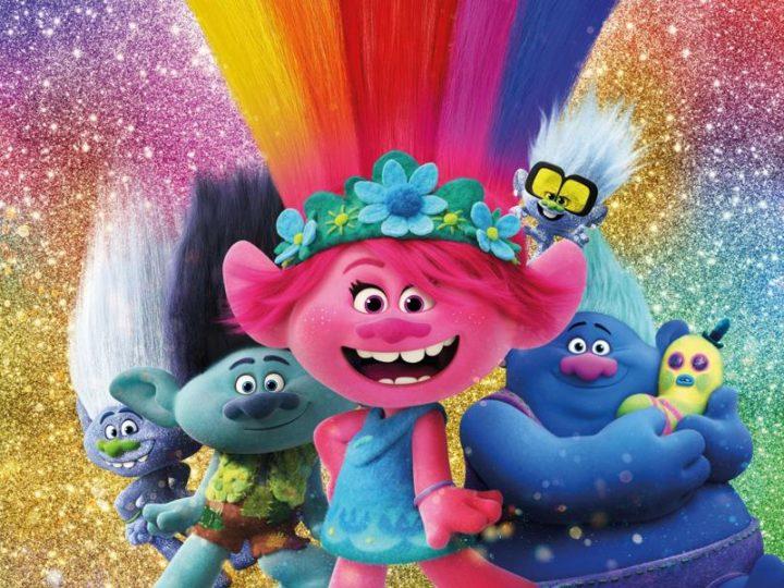 Disegna insieme agli artisti di DreamWorks; 'Trolls World Tour' arriva venerdì!