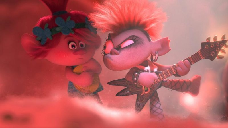 """Trolls World War""? Theaters reageren in de universele aankondiging van PVOD"