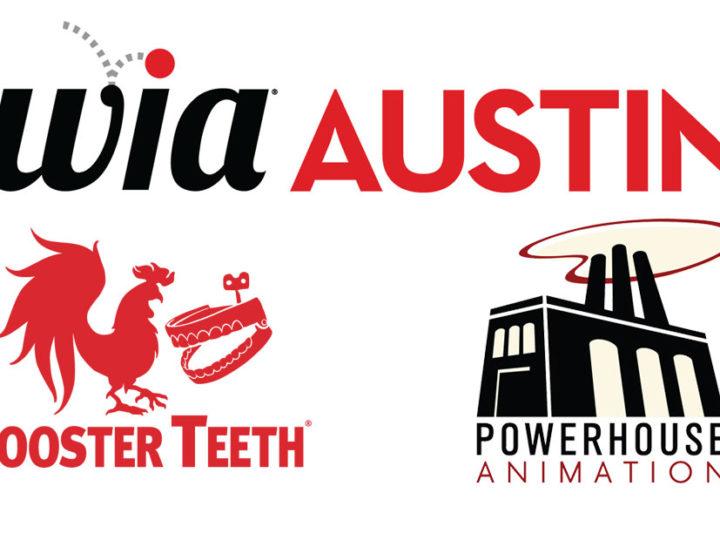 I denti del gallo e l'animazione della centrale elettrica si uniscono per formare il capitolo Austin delle donne nell'animazione