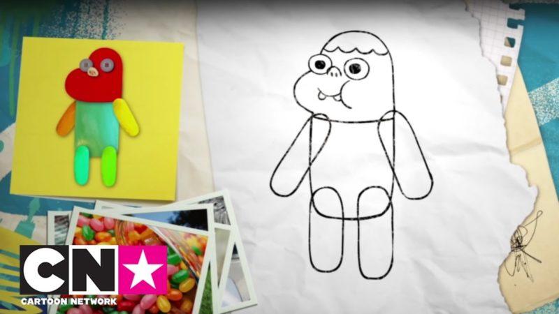 Come disegnare Clarence | CN insieme | Cartoon Network Italia