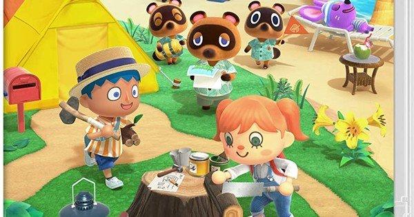 जापान में वीडियो गेम रैंकिंग, 18-24 मई - समाचार [2020-05-29]