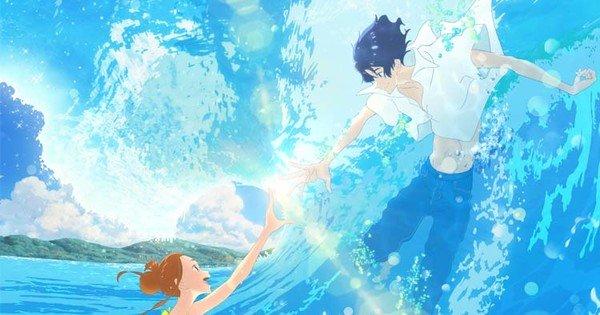 GKIDS, urla! Factory rilascia il film Anime Cavalca la tua onda su Home Video – Notizie