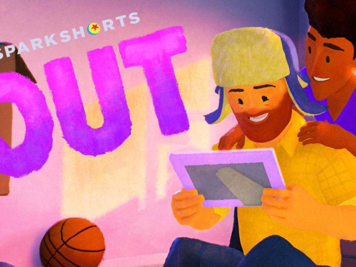 """Disney + Pixar con il cortometraggio """" Out"""" danno il via al loro primo personaggio  gay."""