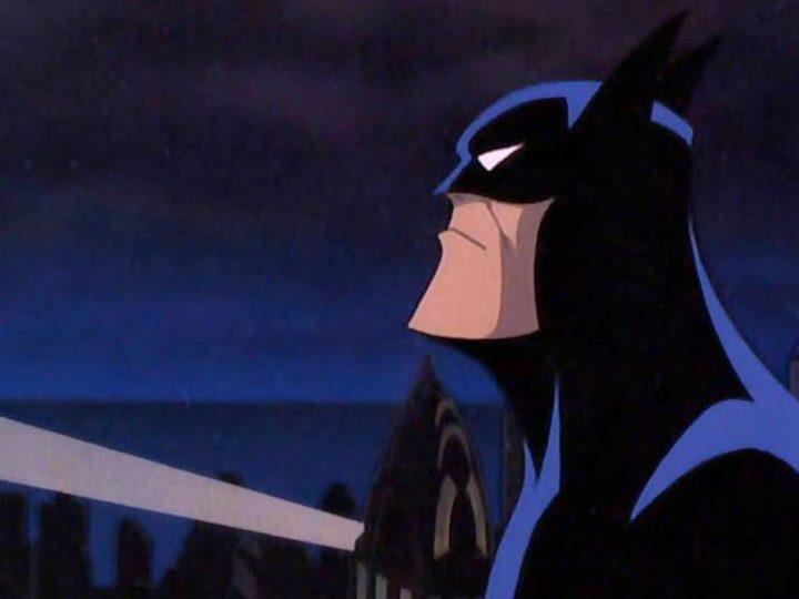 マーティン・パスコ、エミー・バットマンの勝者:アニメシリーズは亡くなりました
