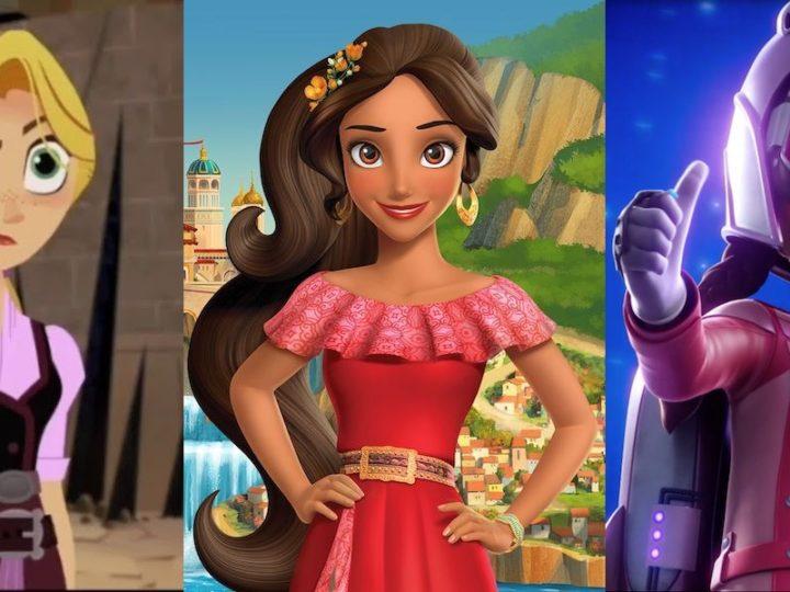 Disney Junior e Disney Channel guadagnano 44 nomination