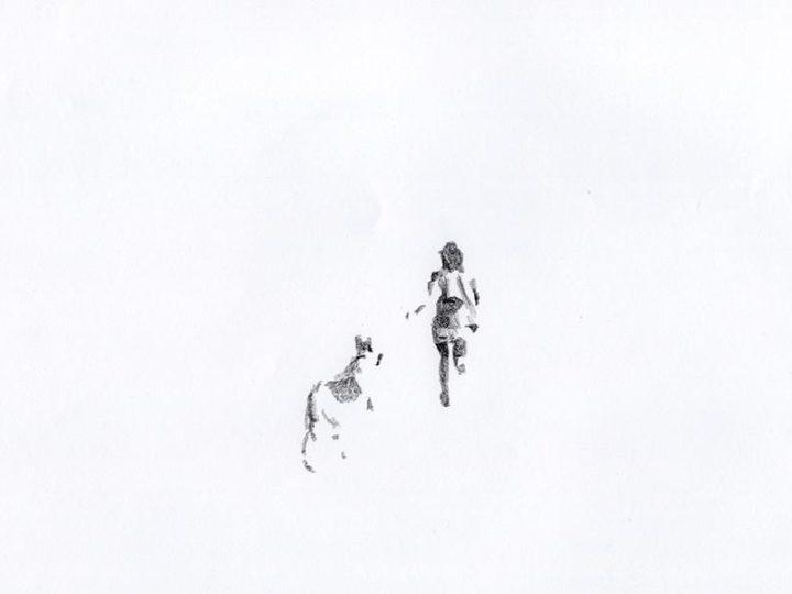 """Lo studente CalArts rende omaggio al suo amico canino in """"Driftless"""""""