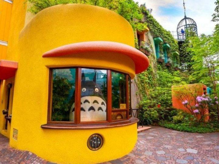 Ehi, dai! Il Museo Ghibli si apre al mondo con tour virtuali
