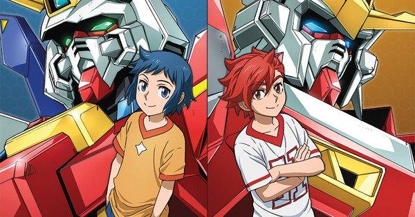 Right Stuf, Nozomi Ent. Aggiungi Gundam Build Fighters: contrattacco GM, Gundam Build Fighters Prova Island Wars, Gundam Build Fighters: Anime Battlogue – Notizie