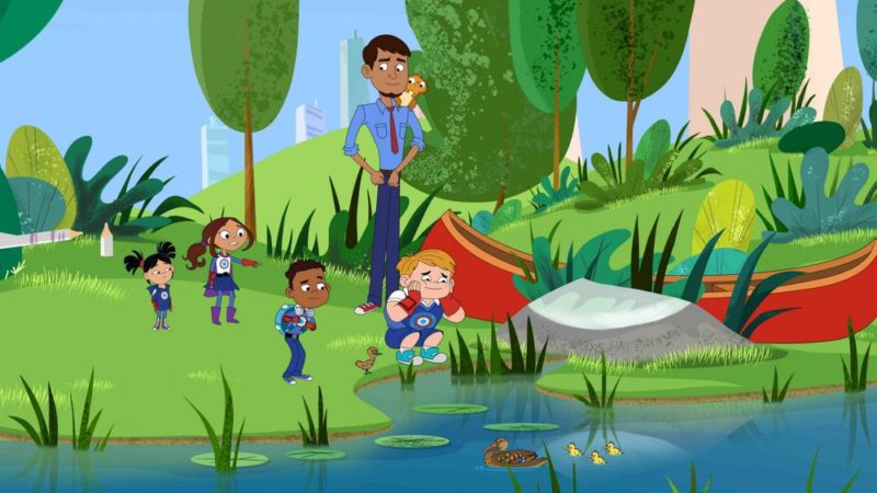 """ Hero Elementary""将于1月XNUMX日在PBS KIDS上首映"